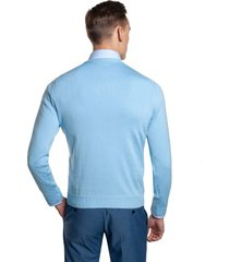 sweter moulin półgolf błękit