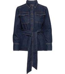 lr-josette jeansjack denimjack blauw levete room