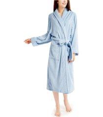 women's cotton terry robe
