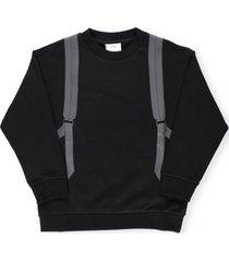 fendi loged sweatshirt