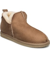 annie shoes boots ankle boots ankle boots flat heel beige shepherd