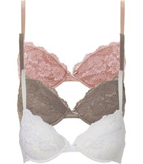 reggiseno push-up (bianco) - bodyflirt