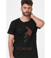 camiseta batman o cavaleiro das trevas masculina