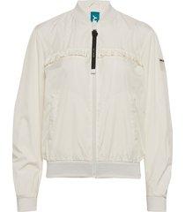 jacket bomberjack crème replay