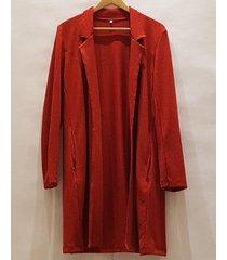 blazer rojo pink sisly