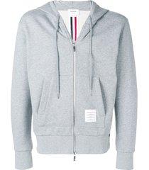 classic zip up hoodie