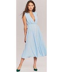 pale blue the bexley dress