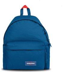 eastpak padded ek620 backpack unisex adult and guys bluette