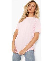 dreams t-shirt met rugopdruk, pale pink