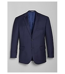 1905 navy collection traditional fit men's suit separates jacket - big & tall clearance by jos. a. bank