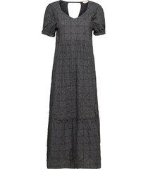 latrice dress maxiklänning festklänning grå odd molly