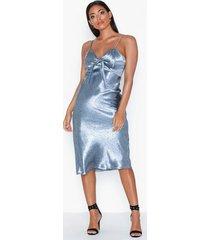 glamorous sleeveless strappy dress fodralklänningar