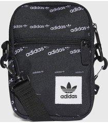 bolso mini monogram festiv negro adidas originals
