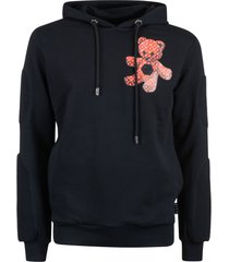 philipp plein teddy bear hoodie
