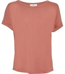 t-shirt fenya bruin