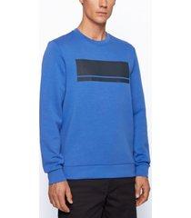boss men's salbo 1 slim-fit sweatshirt