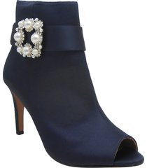 women's j. renee pranati embellished open toe bootie