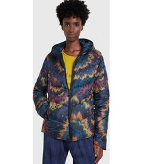 parka desigual reversible padded new galactic  3078  multicolor - calce regular