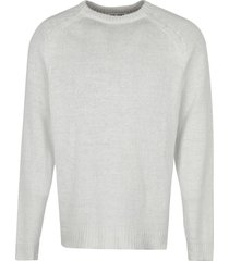 our legacy knit crew-neck pullover