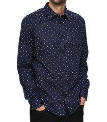 overhemd lange mouw selected -
