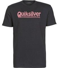 t-shirt korte mouw quiksilver new slang