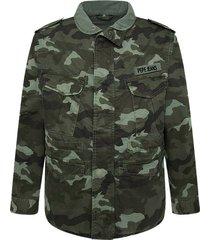 stroude camo jacket