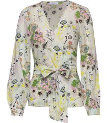 2nd harlow blissfull blouse lange mouwen multi/patroon 2ndday