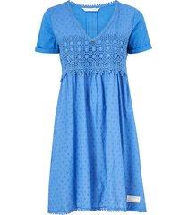 klänning finest embroidery dress