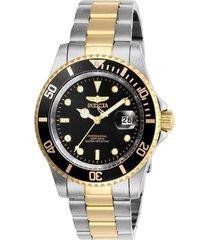reloj invicta 26973 acero, oro acero inoxidable