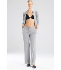 natori ulla pants, women's, grey, size xs natori