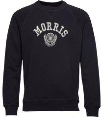 corby sweatshirt sweat-shirt tröja svart morris