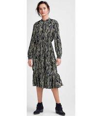 klänning vmcity ls calf dress