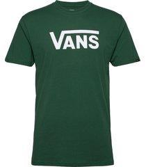 vans classic t-shirts short-sleeved grön vans