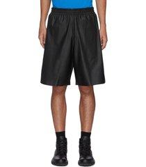 waterproof leather shorts