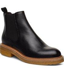 boots 17440 stövletter chelsea boot svart billi bi