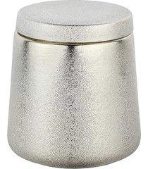 pojemnik łazienkowy kosmetyczny marte złoty