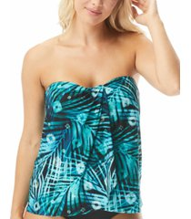 coco reef contours clarity tankini top women's swimsuit