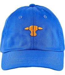 cachucha azul - naranja juan becerra