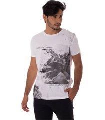 camiseta osmoze 20 12750 2 branco - branco - feminino - dafiti
