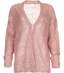 vest maglia  roze