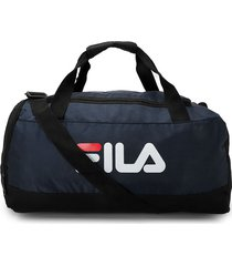maletín azul navy-negro fila