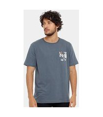 camiseta code streetshirts fast masculina