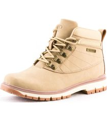 botas mujer boots yavel m1a o.p. -beige