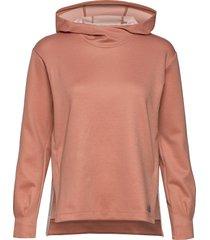 q speed run crew sweatshirt hoodie rosa new balance