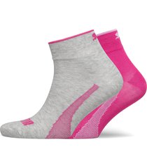 puma quarter 2p unisex promo underwear socks regular socks rosa puma