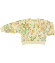 gucci sweatshirt with gucci tennis embroidery