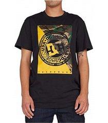 t-shirt korte mouw dc shoes camiseta edyzt04194