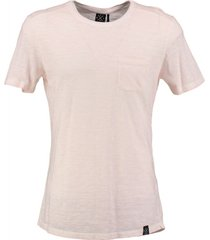 kultivate long slim fit shirt peach
