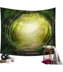 hada del bosque pared de colgante de la tapicería de bohemia hippie banda colcha decoración - # 1