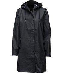 stala jacket 7357 regnkläder blå samsøe samsøe